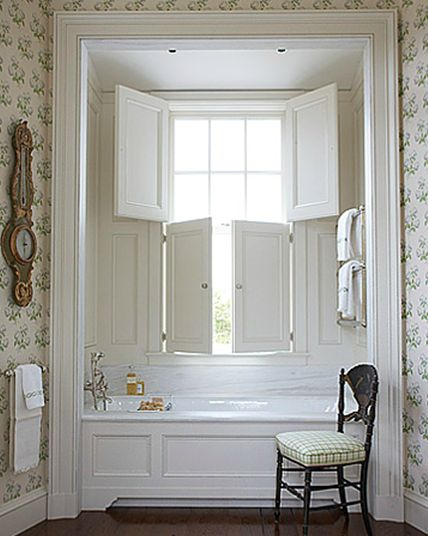 Pin by trisha troutz on bathrooms pinterest for Bathroom window styles