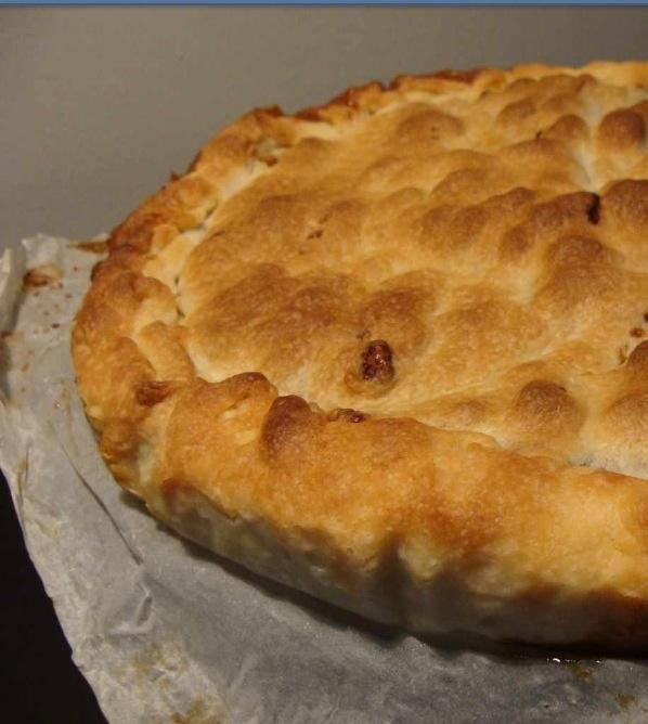 honey walnut tart | Food & Drink | Pinterest