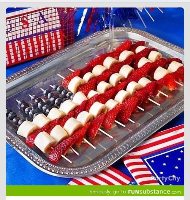 july 4th holiday food
