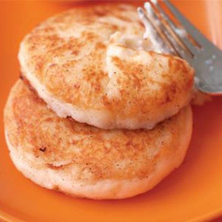 Crispy Potato Cakes