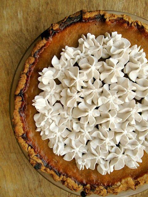 Classic Pumpkin Pie   Yums Yums   Pinterest