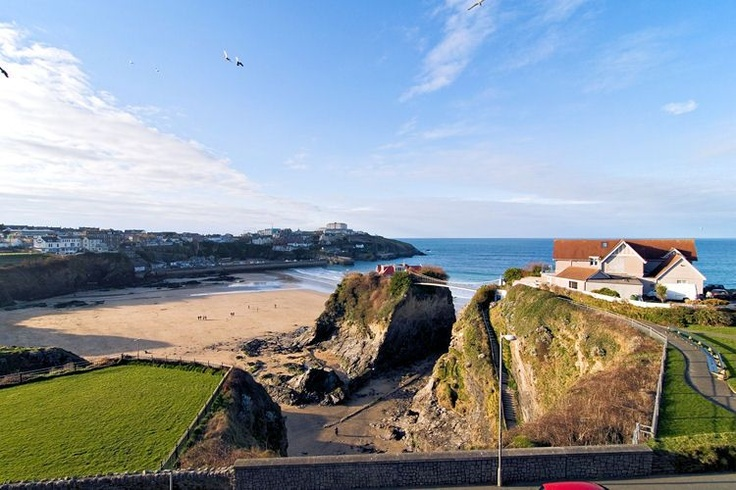 3 Seapoint, Holiday Cottage in Newquay, Cornwall