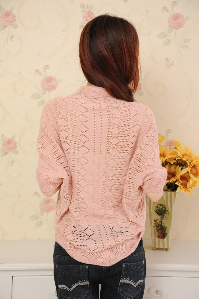 Short Sleeved Cardigan Knitting 105
