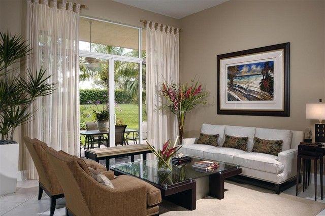 Living Room Curtain Ideas Decor Pinterest