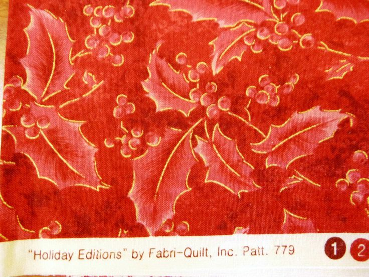 ... cms Quilting Fabric: