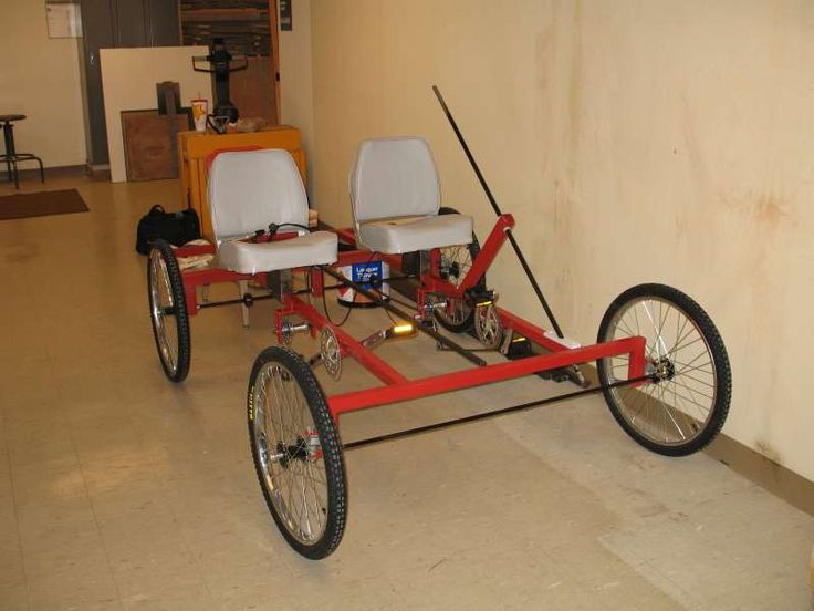 Diy Steps Diy Pedal Car Pinterest