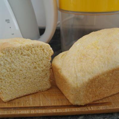 Pan de maíz | Gluten Free Bread & Co. | Pinterest