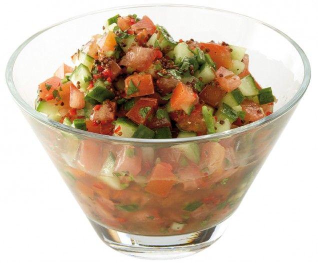 Spicy Tomato Relish | Recipe