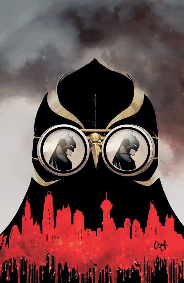 Batman #4 | Cover by Andy Kubert