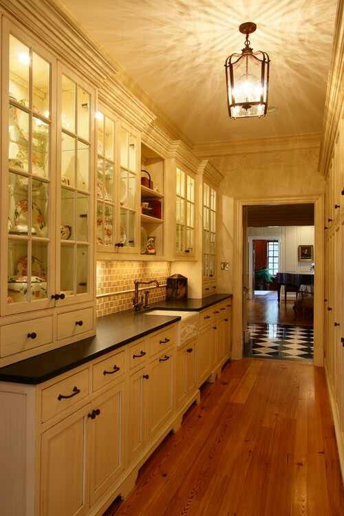 Butlers pantry laundry pantries and such pinterest for Kitchen plans with butlers pantry