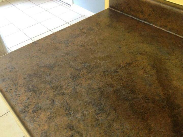 Countertop Paint Granite Look : Gianni countertop paint,granite look Home....Kitchen Pinterest