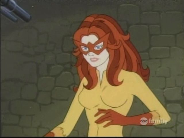 Image result for spider-man and his amazing friends firestar