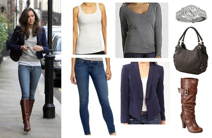 Look For Less Kate Middleton Fashion For Her Pinterest