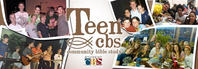 Teen Community Bible Study 93