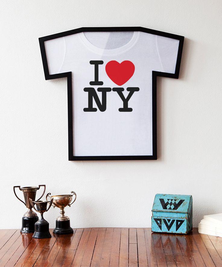 T Shirt Display Frame - Proga | Info