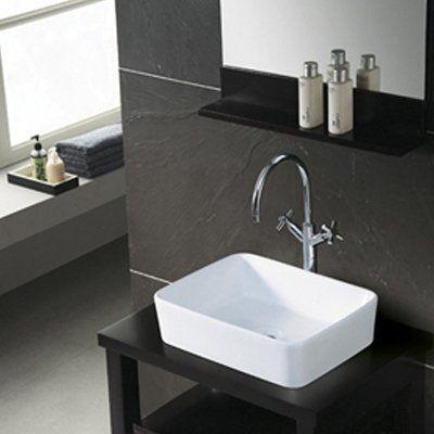 Petite Vessel Sink : Kingston Brass EV5102 French Petite Vessel Sink