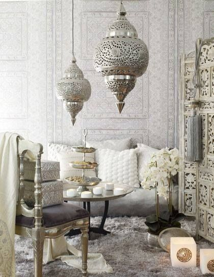 Best Chambre Orientale Blanche Ideas - lalawgroup.us - lalawgroup.us