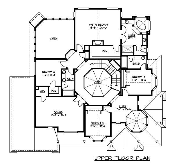 Turret House Upper Floor Dreamy Homes Pinterest