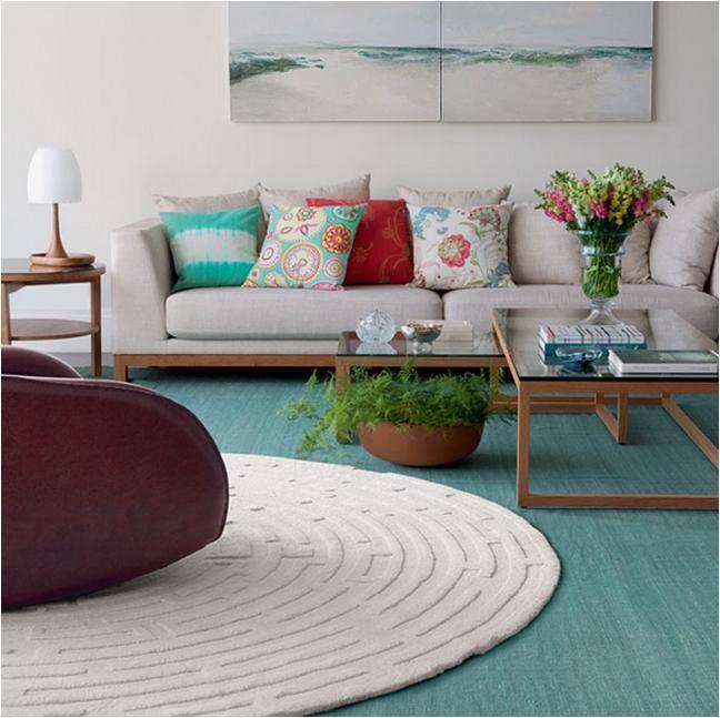 almofadas coloridas Ideias que me agradam Pinterest