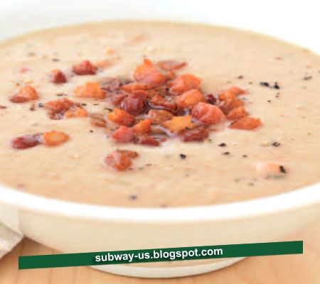 chestnut and bacon soup recipe | Yummies | Pinterest