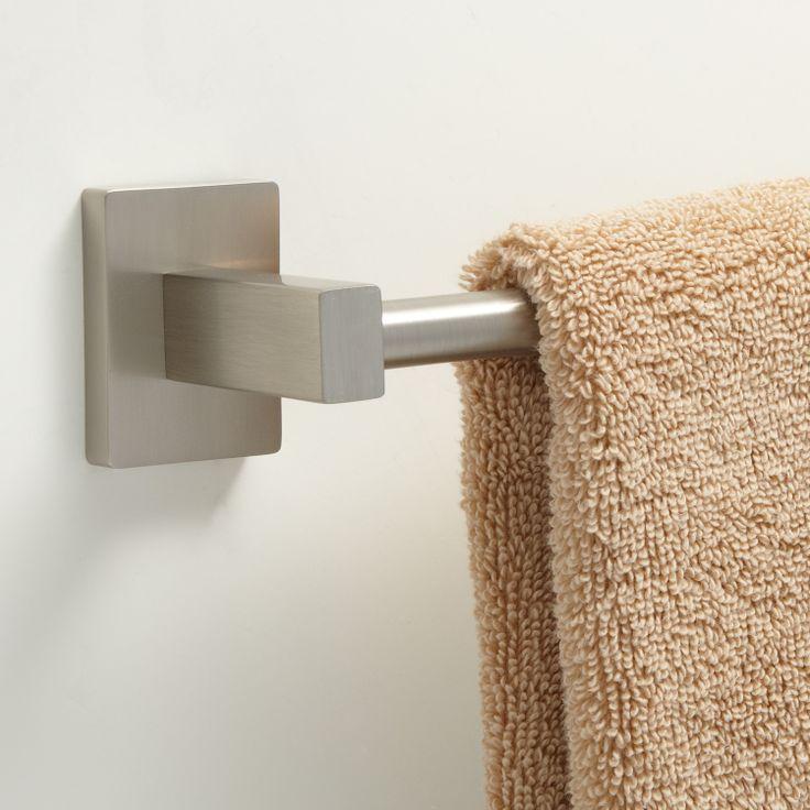 helsinki towel bar bathroom ideas pinterest