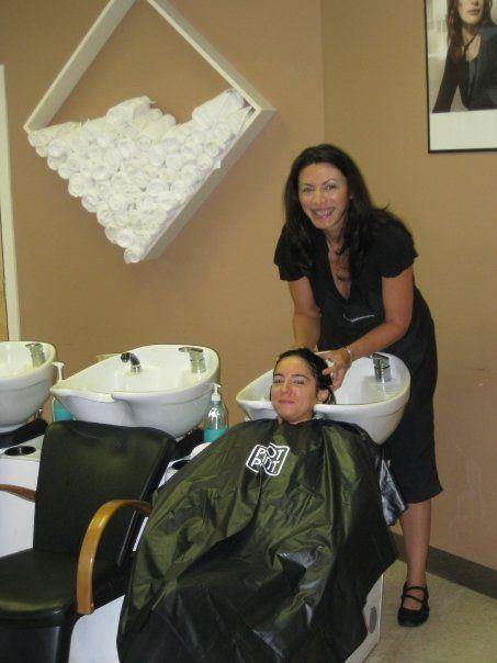 Hair hair salons and the o 39 jays on pinterest for Wash hair salon