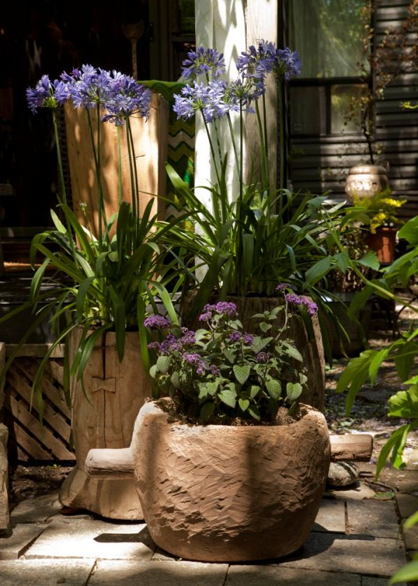 Rustic Backyard Decorating Ideas : Rustic Outdoor Decor Ideas  Outdoor spaces  Pinterest