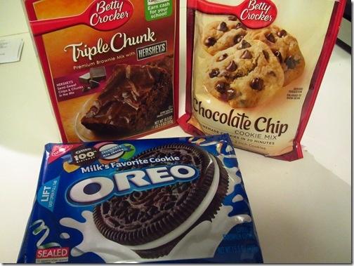 slutty brownies | Favorite Recipes | Pinterest