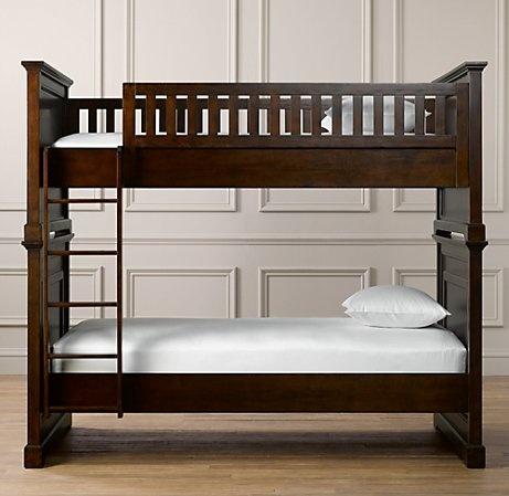 bunk beds from restoration hardware Kid's Room