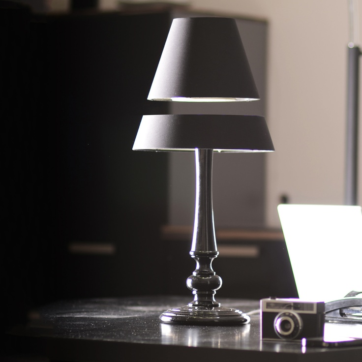 Silhouette lamp / by Angela and Ger Jansen