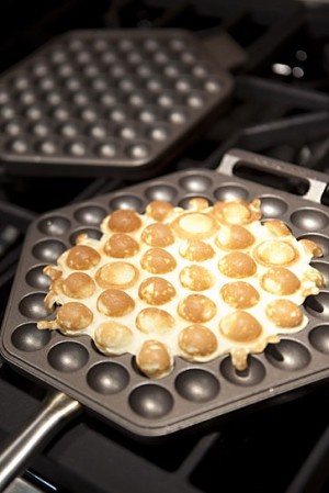Egg Waffle @ William Sonoma | Bread and Board | Pinterest