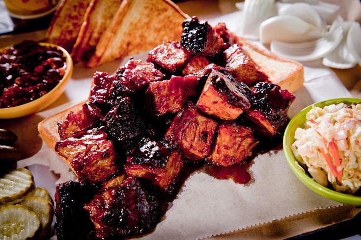 Burnt Ends at Oklahoma Joe's | Restaurants To Try | Pinterest