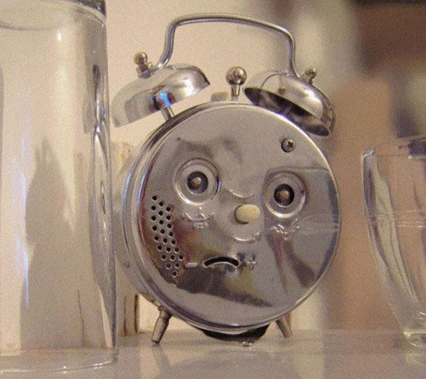 """You wanna piece of me!?! You got it!!!!"" 26 Faces in Everyday Objects"