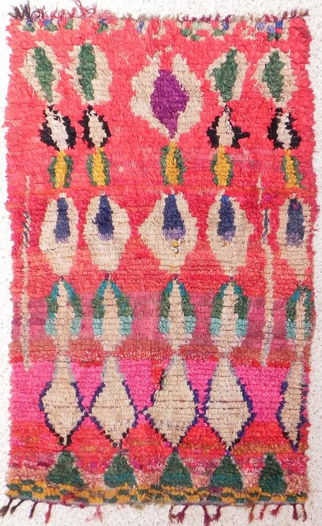 Boucherouite Rug #8 @Michelle @ Pretty Mommy