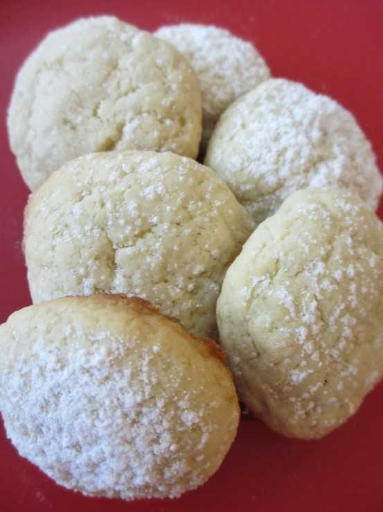lime sugar cookies | recipes | Pinterest