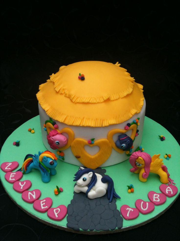Little Ponny cake
