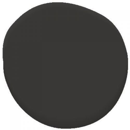 Black accent wall bedroom - Black Beauty Repainted My Bedroom Outfit This Colour Looks Like A