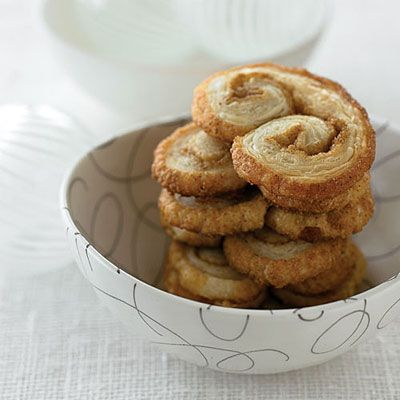 Cardamom Brown-Sugar Palmiers These palmiers look impressively hard to ...