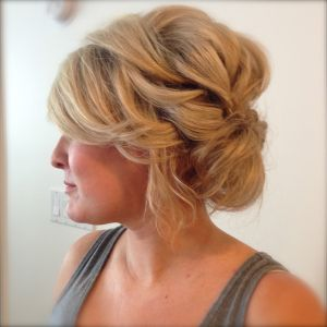 Wedding Updo Wedding Hair Perfect For Fine Hair