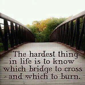 bridges inspirational sayings pinterest