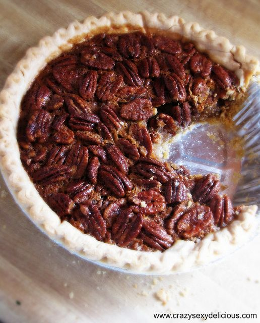 Maple Pecan Pie | Fortify: A Food Community | Pinterest