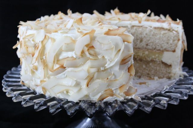 Southern Coconut Layer Cake | Food - Cakes, Poundcakes, Cheesecakes ...