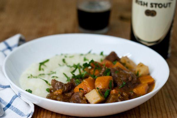 Irish Stout Beef Stew | soups & stews | Pinterest