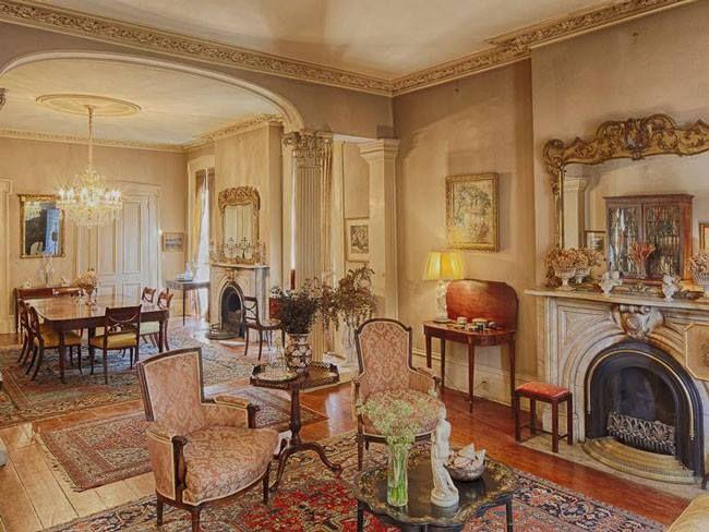 Beautiful Southern Homes Eliza Jewett House SouthernGuideToLife