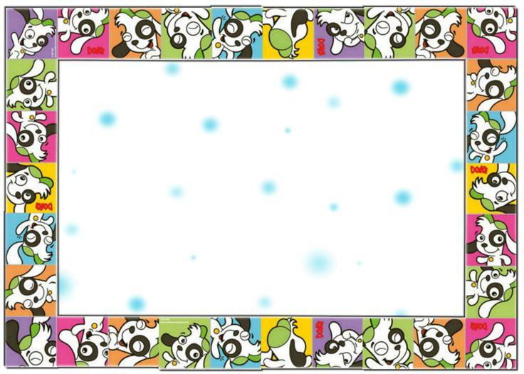 Molduras/fundos - tema Doki.  Mais molduras? acesse mayrazupo.blogspot