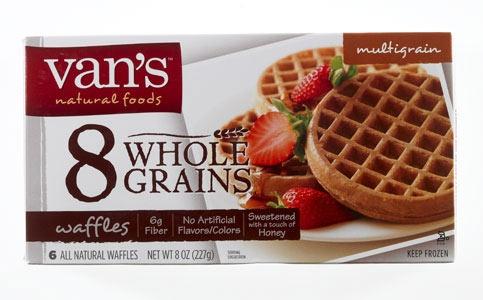 whole grain waffles | Grocery List. | Pinterest