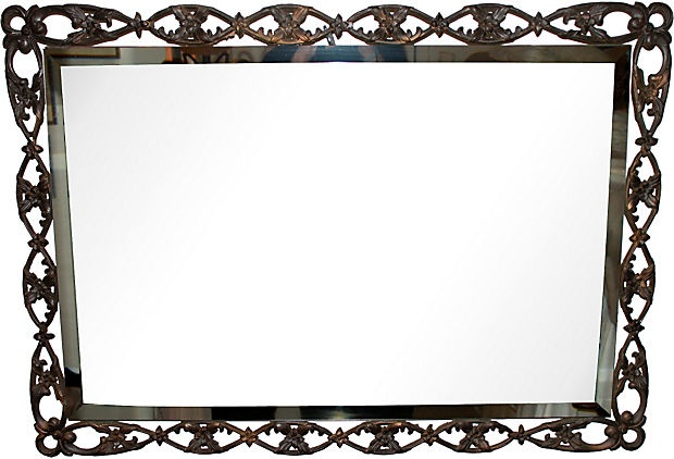 Wrought Iron Bathroom Mirrors Wrought Iron Bathroom Mirror The Best Prices Of Wrought