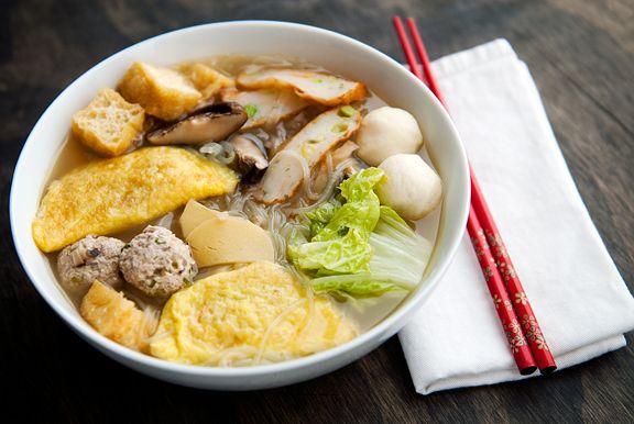 chinese egg dumplings (dan jiao) | use real butter
