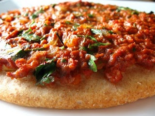 vegan armenian lahmajo #armenian #pizza #vegan #recipe #vegetarian