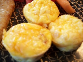 Bacon, egg and cheese bites | Recipes | Pinterest